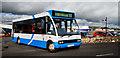 D4202 : Bus, Ballylumford (2) by Albert Bridge
