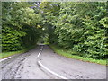TM4165 : Pretty Road, Theberton by Adrian Cable