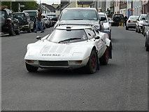 NX4355 : Scottish Rally Championship 2010 by Andy Farrington