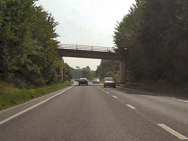 Birch Heath Road Bridge