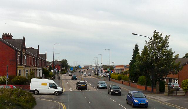 Manchester Road