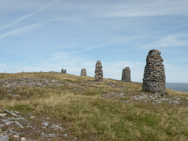 Cairns above High White Scarr