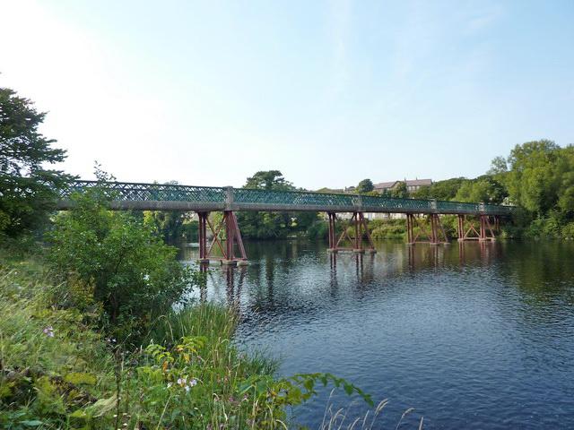 Halton Bridge over the River Lune