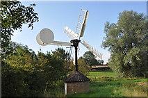 TM2384 : Starston Windpump by Ashley Dace