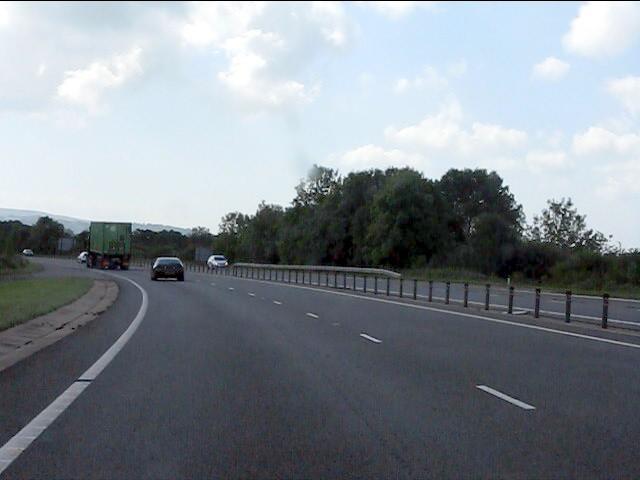 A449 - phantom entry near Raglan