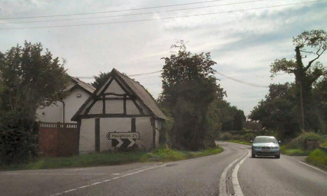 A49 Radleywood