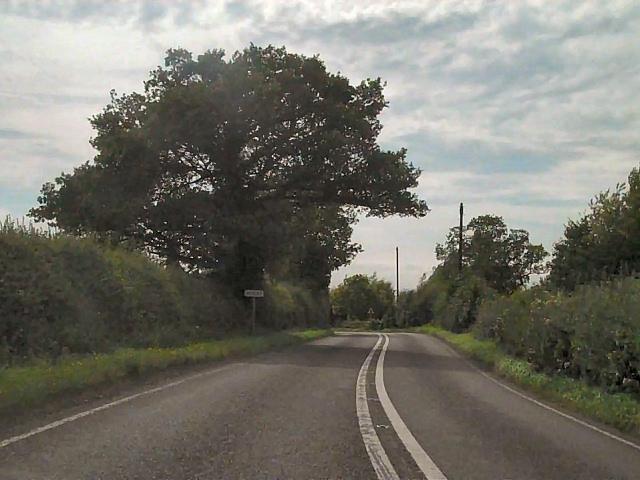 A49, Approaching Ridley