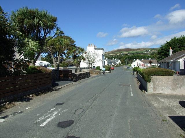 Qualtroughs lane, Ballafesson