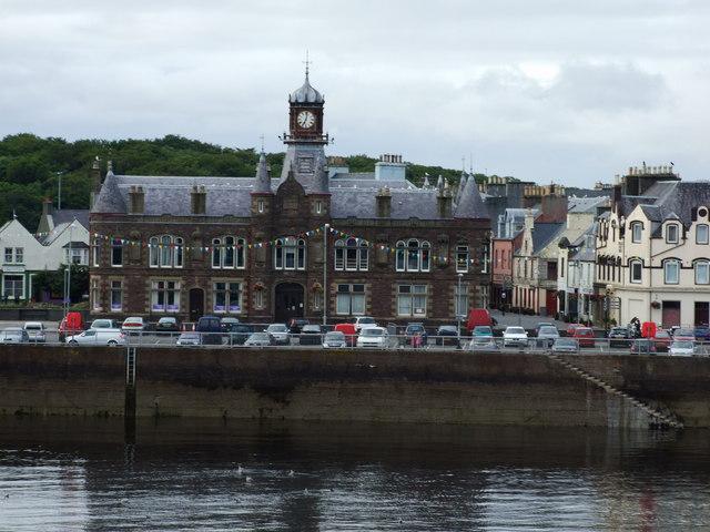 Town Hall, Stornoway