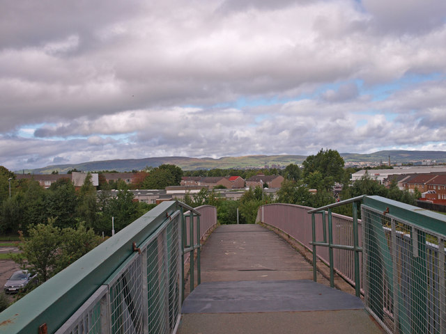 Footbridge, Arkleston