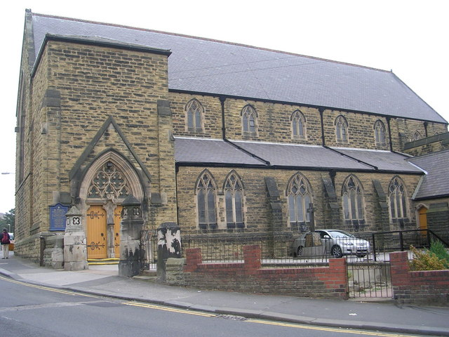 St Peter's Catholic Church - Castle Road