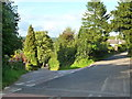 ST4894 : Road junction in Mynydd-bach, Shirenewton by Ruth Sharville