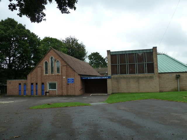 St Christopher, Thornhill (2)