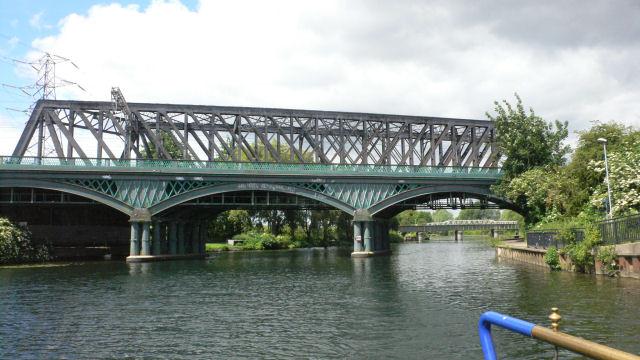 Railway Bridge Peterborough