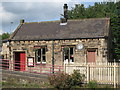 NY7063 : Haltwhistle Station buildings (2) by Mike Quinn