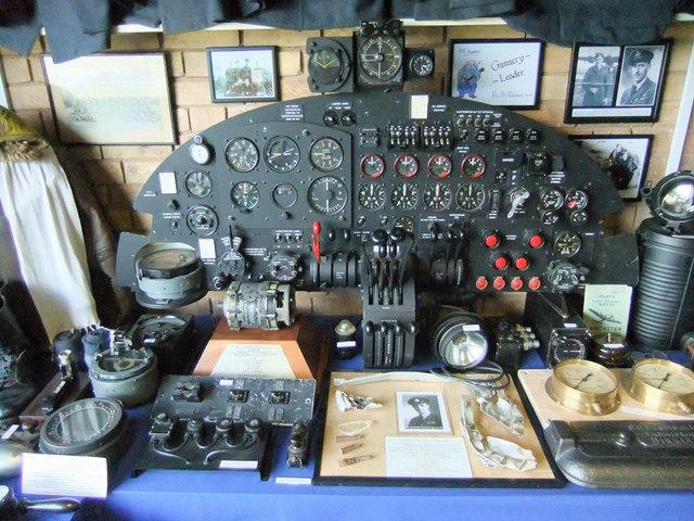 Raf Elsham Wolds Avro Lancaster 169 David Wright Cc By