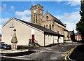 SJ9398 : St Mark's Dukinfield by Gerald England