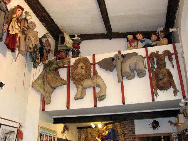Norwich Puppet Theatre - St James Pockthorpe, Norwich