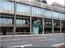 TQ3078 : Headquarters of International Maritime Organization, London SE1 by Christine Matthews