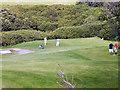 SD8304 : Heaton Park Golf Course by David Dixon