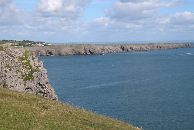 Lydstep Point