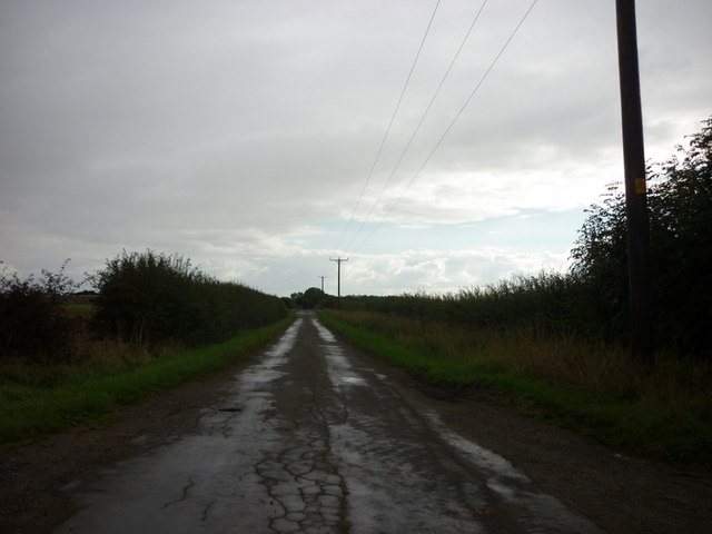 Thirtle Bridge Lane, Rimswell