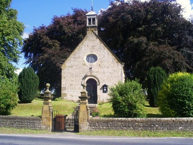 St Chads Church, Sproxton