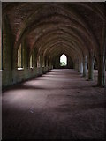 SE2768 : Fountains Abbey by Alan Hunt