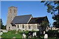 TM3686 : Ilketshall St. Lawrence Church by Ashley Dace