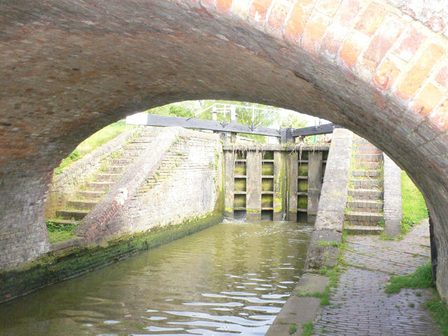 Long Buckby Lock 10 by Mike Todd