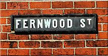 J3472 : Fernwood Street, Belfast (2) by Albert Bridge