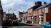 J3472 : Derlett Street, Belfast by Albert Bridge