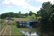 SU9946 : Broadford Bridge by N Chadwick