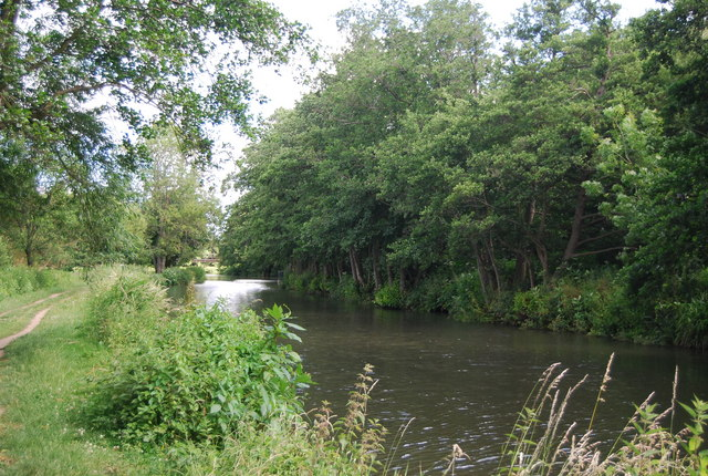 The Wey Navigation (River Wey)
