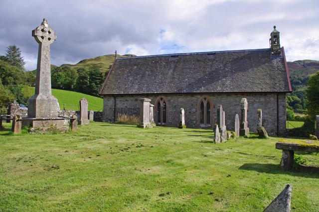 St Maelrubha's Church, Kilmelford