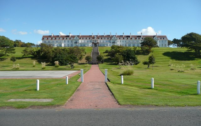 The Station Hotel, Turnberry