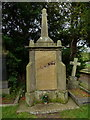 SJ7551 : Grave of Hugh Bourne, Englesea-brook by Alexander P Kapp