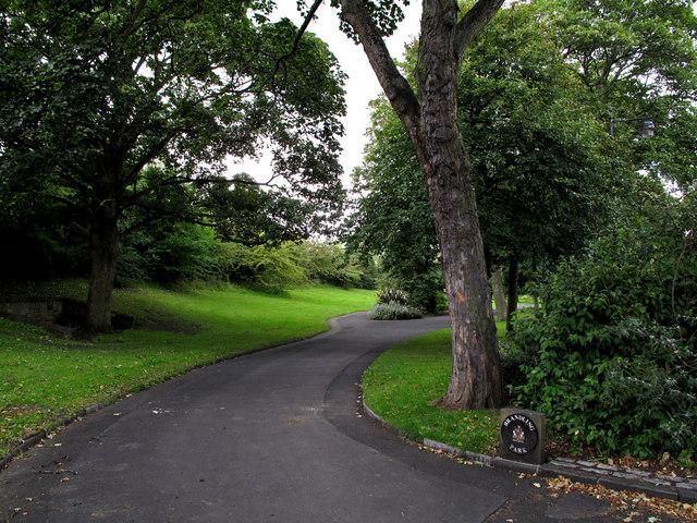 Brandling Park, Newcastle Upon Tyne