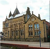 SJ9398 : Tameside Central Library by Gerald England