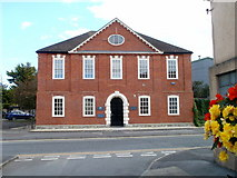 ST5394 : Picton House, Chepstow by Jaggery