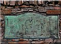 G9170 : Plaque, Forge Avenue, Balintra by Kenneth  Allen
