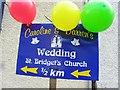 G9169 : Caroline and Darren's Wedding, Ballintra by Kenneth  Allen