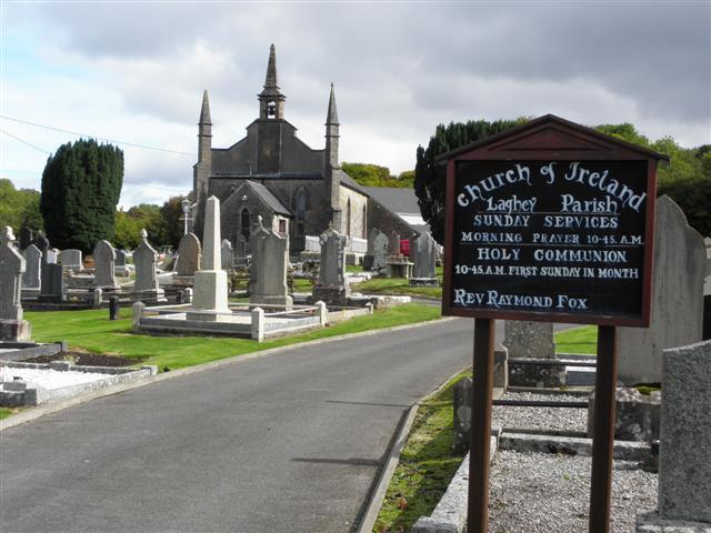 Laghey Parish Church of Ireland