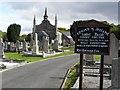 G9474 : Laghey Parish Church of Ireland by Kenneth  Allen