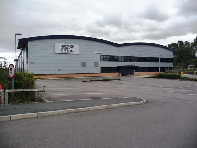 Leeds College of Building, Stourton