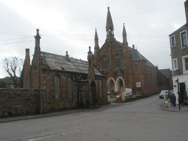 Old school hall, Campbeltown