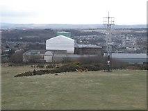 NT2570 : Royal Observatory, Edinburgh by Derek Tootill