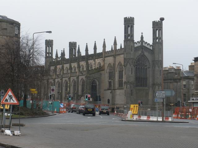 St. Pauls & St. Georges Church, Edinburgh