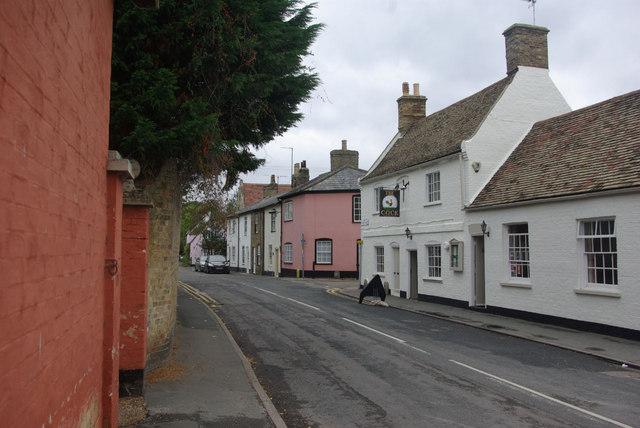 High Street, Hemingford Grey