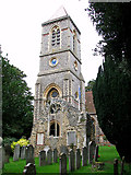 TG2608 : St Andrew's church in Thorpe St Andrew by Evelyn Simak